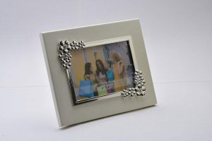 PF1100 - Silver Photo Frame 6x4