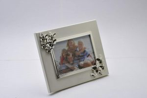 PF1101 - Silver Plated Photo Frame