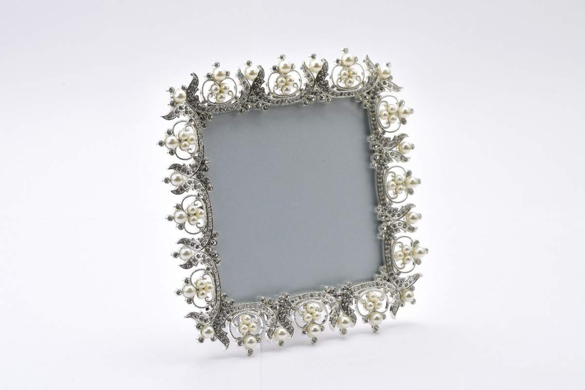 PF1103 - Silver Plated Photo Frame