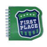 Green Notebook - A5 Size