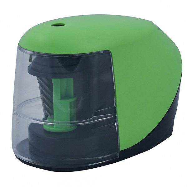 Electric Sharpener for Single Pencil - Green