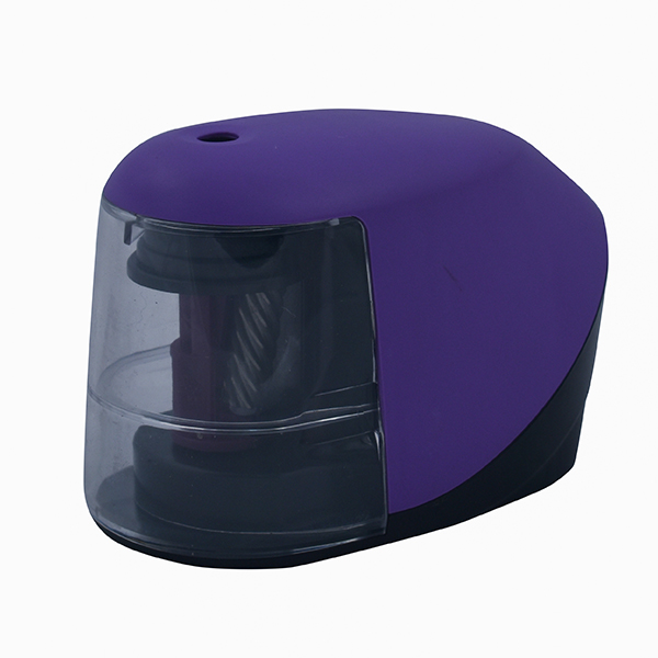 Electric Sharpener for Single Pencil - Purple