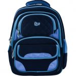 Navy Blue School Bag for Pre-School / Nursery / Play School / Kindergarten. Kid's Age Group (3 to 6 years) Childrens Waterproof School Bag for Boys & Girls