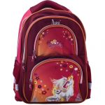 Unicorn Pony Horse Design Pink School Bag for Pre-School / Nursery / Play School / Kindergarten. Kid's Age Group (3 to 6 years) Childrens Waterproof School Bag