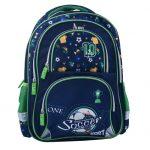 Soccer Football Design Navy Blue School Bag for Pre-School / Nursery / Play School / Kindergarten. Kid's Age Group (3 to 6 years) Childrens Waterproof School Bag