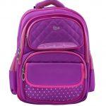 Purple School Bag for Pre-School / Nursery / Play School / Kindergarten. Kid's Age Group (3 to 6 years) Childrens Waterproof School Bag for Boys & Girls