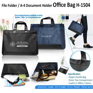 Travel Office Bag 1504