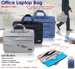 Office Laptop Bag H-1521