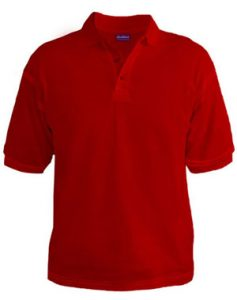 Polo T-Shirt - Red