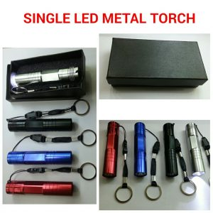 Single LED Torch