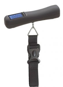Travel Luggage Scale EX