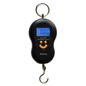 Travel Luggage Scale Round