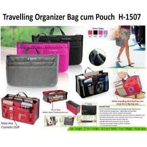 Travelling Bag cum Pouch H-1507