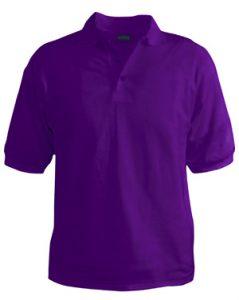 Polo T-Shirt - Berry