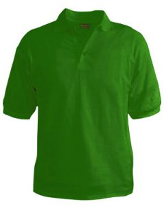 Polo T-Shirt - Emerald Green