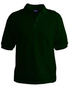 Polo T-Shirt - Hunter Green