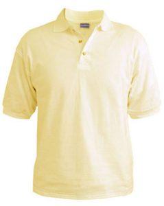 Polo T-Shirt - Ivory