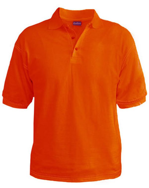 Polo T-Shirt - Orange