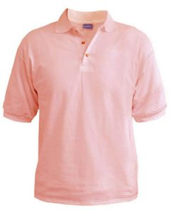 Polo T-Shirt - Pink