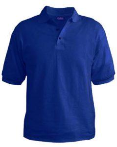 Polo T-Shirt - Royal Blue