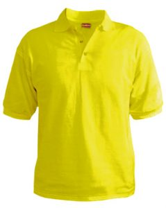 Polo T-Shirt - Sunflower Yellow