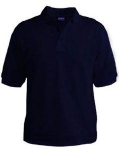 Polo T-Shirt - True Navy