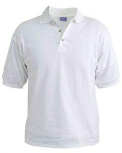 Polo T-Shirt - White