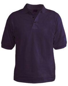 Polo T-Shirt - Wine