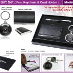 3pcs GIFT SET Pen keychain Card Holder Model H-911
