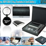 Gift Set (Pen, Keychain & Card Holder) Model H-904