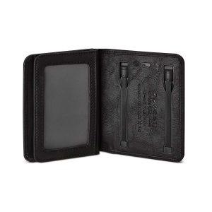 Multi-Functional Wallet with Powerbank - Black