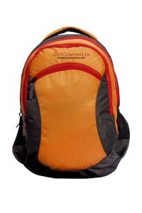 Lebro Orange Backpack