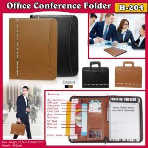 Office Conference Folder 204