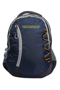 Leon Navy Backpack