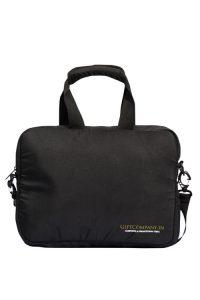 Stater Black Laptop Bag