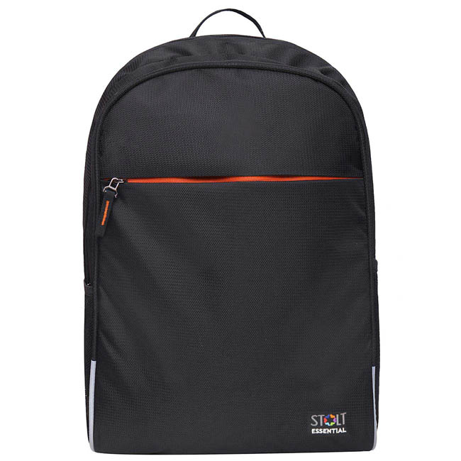 Zing Black Backpack