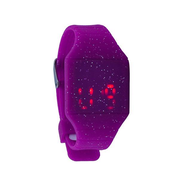 Kids Led Wrist Watch - Purple