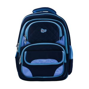 Blue Childrens School Bag Backpack