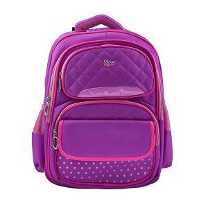 Ayre Purple School Bag for Pre-School / Nursery / Play School / Kindergarten Children. Kids Age Group (3 to 7 years) Waterproof School Backpack