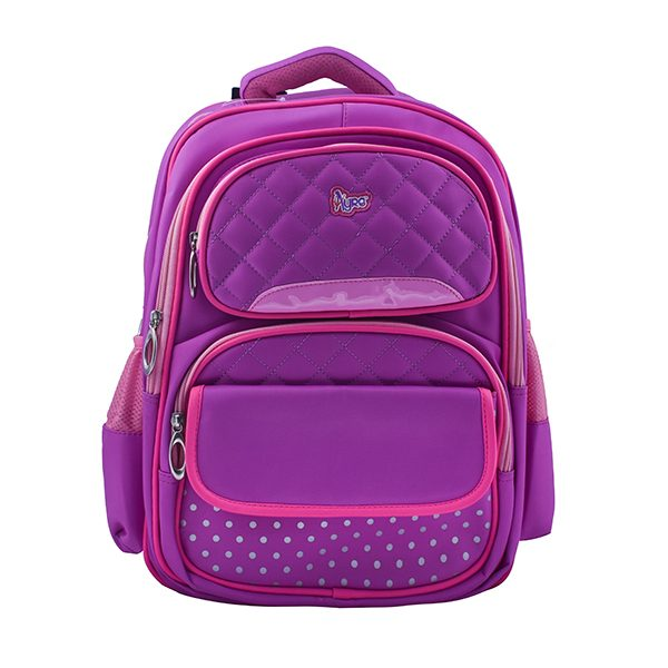 Ayre Purple School Bag for Pre-School / Nursery / Play School / Kindergarten Children. Kids Age Group (3 to 7 years) Waterproof School Backpack