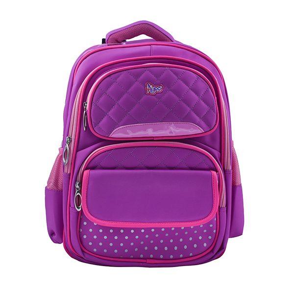 Ayre Purple School Bag For Pre