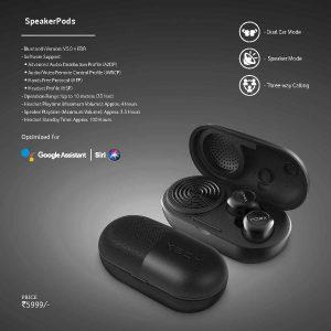 Speaker Pods - Ear Pods