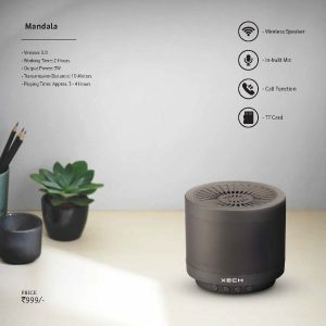 Mandala Bluetooth Speaker