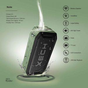 Nuke Bluetooth Speaker