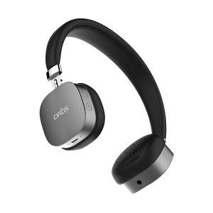 Artis BH400M Bluetooth Headphone with Mic with Aux in (Space Grey)
