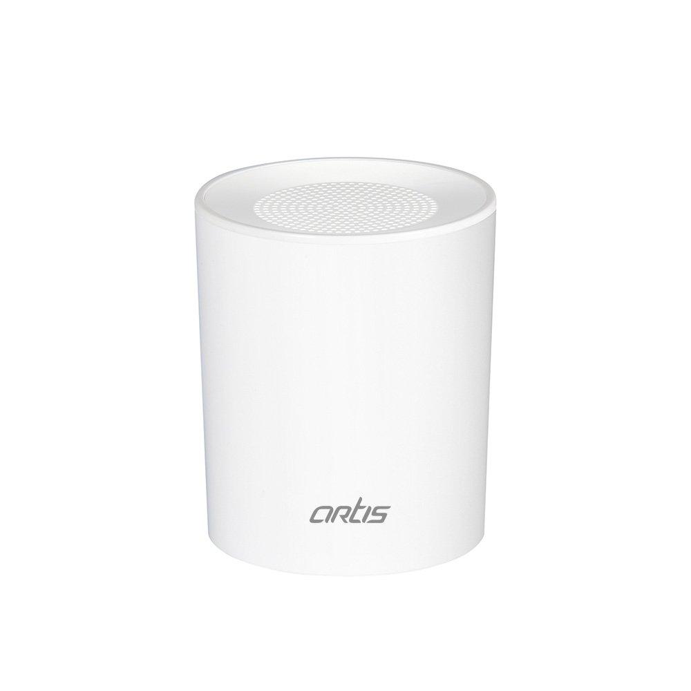 Artis BT08 Portable Bluetooth Speaker White