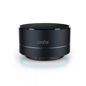 Artis BT14 Wireless Portable Bluetooth Speaker with FM - Black