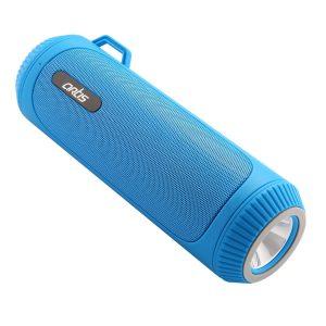 Artis BT22 Portable Wireless Bluetooth Speaker with LED Flash Light Blue