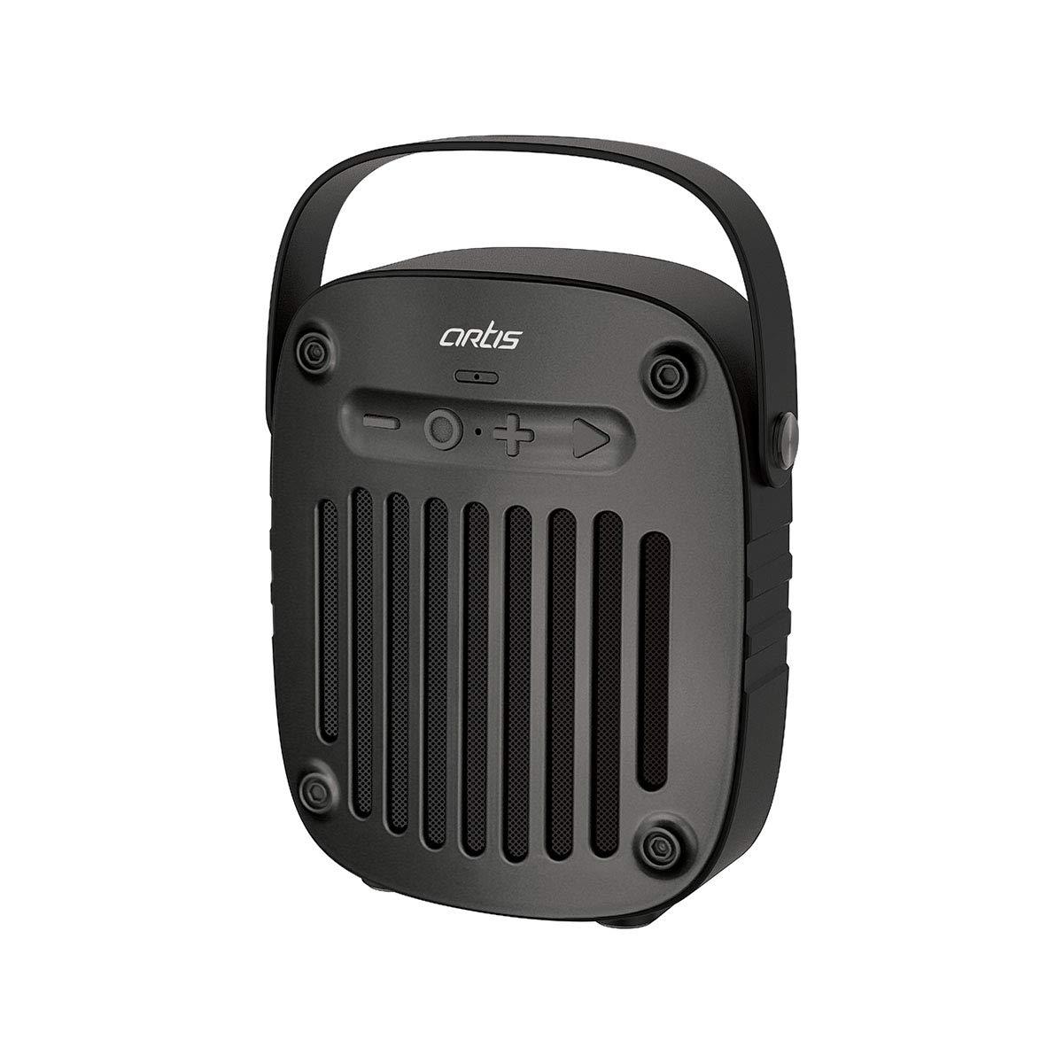 Artis BT34 Portable Wireless Bluetooth Speaker Black
