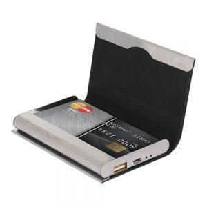 Card Holder Power Bank